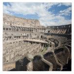 El Colosseum se sitúa en Roma, Italia. Su Azulejo Cuadrado Grande