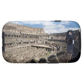 El Colosseum se sitúa en Roma, Italia. Su Samsung Galaxy S3 Funda