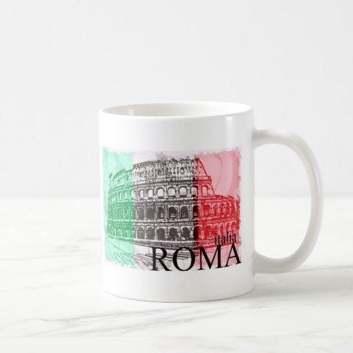 El Colosseum Tazas De Café