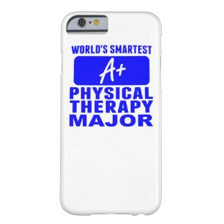 El comandante más elegante de la terapia física funda de iPhone 6 barely there