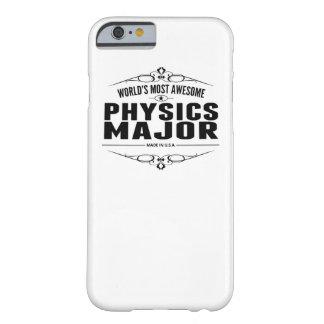 El comandante más impresionante de la física del funda para iPhone 6 barely there