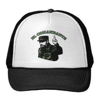 El Comandante Trucker Hat