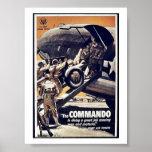 El comando poster