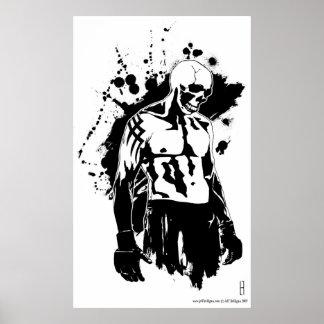 El combatiente oscuro posters