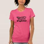 El combatiente peor del mundo camiseta
