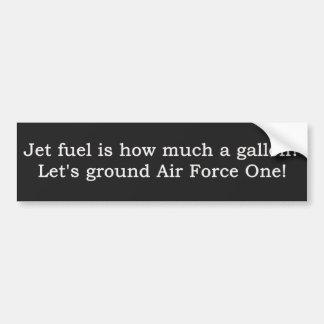 ¿El combustible de avión es cuánto un galón?  Mola Pegatina Para Auto