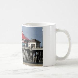 El comensal del rubí - taza de café del embarcader