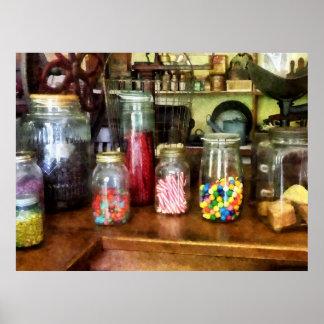 El COMENZAR DEBAJO de $20 - caramelos de penique Impresiones
