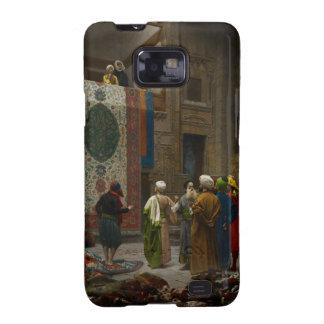 El comerciante de la alfombra, c.1887 (aceite en l galaxy s2 fundas