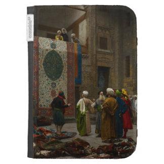 El comerciante de la alfombra, c.1887 (aceite en l