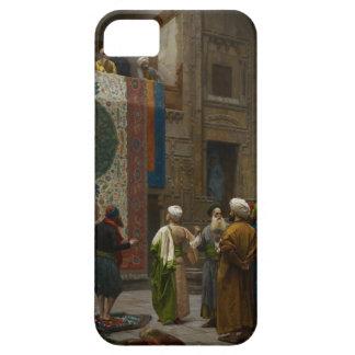 El comerciante de la alfombra, c.1887 (aceite en l iPhone 5 protectores