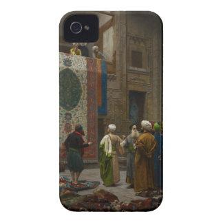El comerciante de la alfombra, c.1887 (aceite en l iPhone 4 protectores