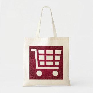 El comercio electrónico Carts el pictograma Bolsa Tela Barata