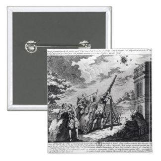 El cometa de Halley observado en 1759 por Cassini  Pin