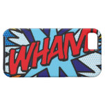 ¡El cómic WHAM! iPhone 5 Funda