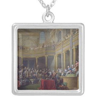 El comité de Lyon, el 26 de enero de 1802, 1808 Colgante Cuadrado