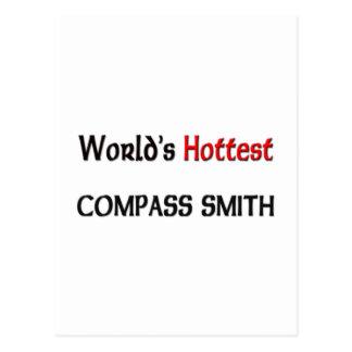 El compás más caliente Smith de los mundos Postal