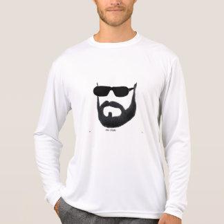 El competidor del Deporte-Tek del hombre de los ho Camisetas