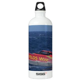El competir con costero del Powerboat