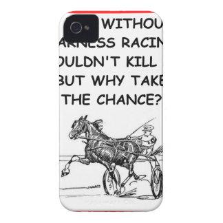 el competir con de arnés iPhone 4 Case-Mate cárcasas
