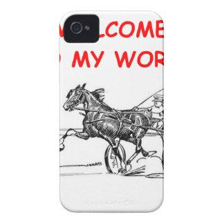 el competir con de arnés Case-Mate iPhone 4 cárcasas