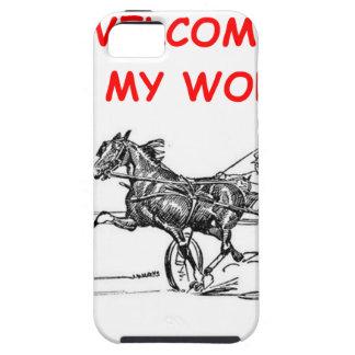 el competir con de arnés iPhone 5 Case-Mate cobertura