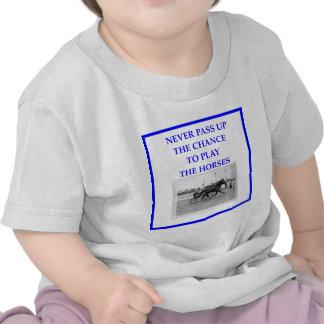 el competir con de arnés camisetas