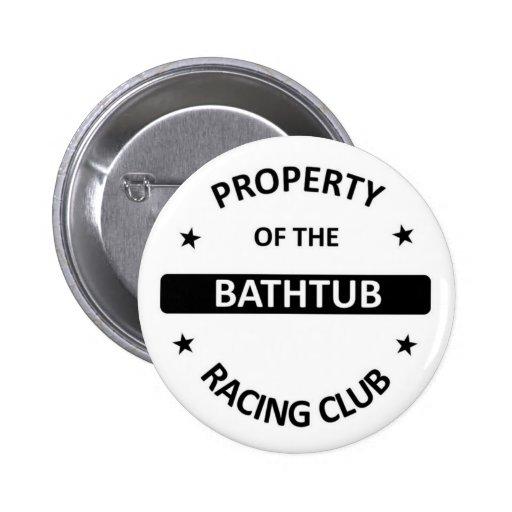 El competir con de la bañera pin redondo 5 cm