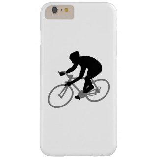 El competir con de la bicicleta funda de iPhone 6 plus barely there