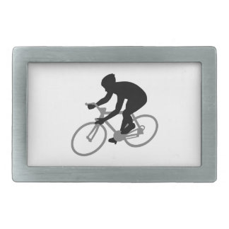 El competir con de la bicicleta hebilla cinturón rectangular