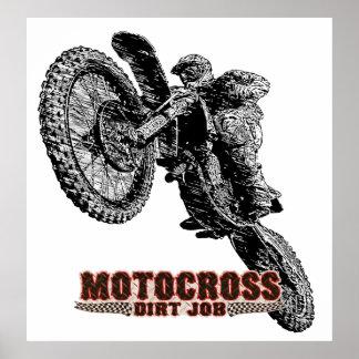 El competir con de Moto Impresiones