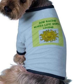 el competir con de perro ropa de perros