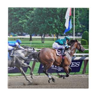 El competir con de Saratoga Azulejo Cuadrado Pequeño