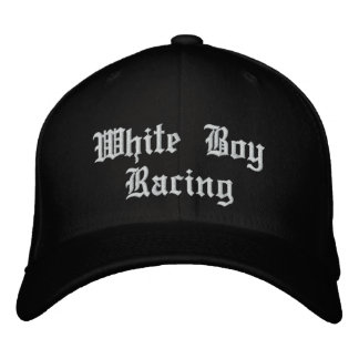 El competir con de WhiteBoy Gorras Bordadas