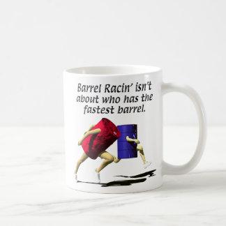El competir con del barril - competir con barriles taza