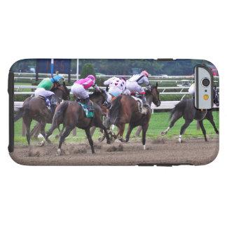 El competir con del circuito de carreras histórico funda de iPhone 6 tough