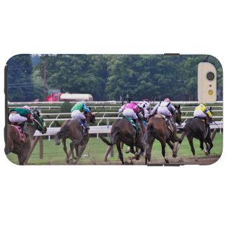 El competir con del circuito de carreras histórico funda de iPhone 6 plus tough