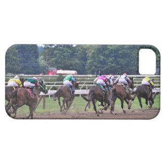 El competir con del circuito de carreras histórico iPhone 5 funda