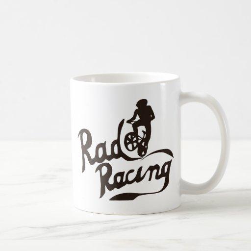el competir con del rad taza de café