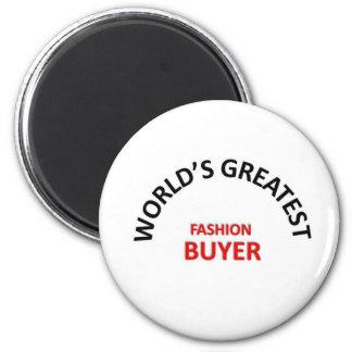 El comprador más grande de la moda imanes