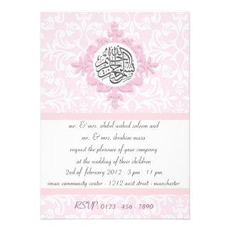 El compromiso del boda del damasco del Islam islám