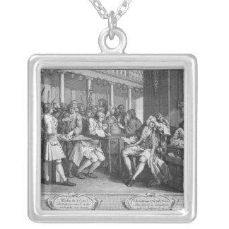 El 'concejal industrioso del Prentice de Londres Collar Plateado