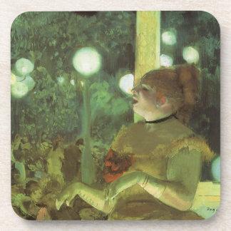El concierto de Edgar Degas, bella arte del café Portavasos