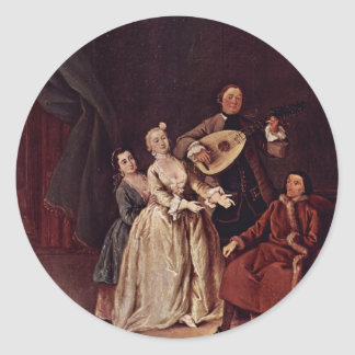 El concierto de la familia de Longhi Pedro (la Etiquetas Redondas