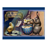 El concierto de Pascua Postales