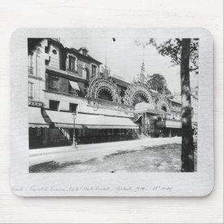 El concierto de Trianon en París Alfombrillas De Ratón