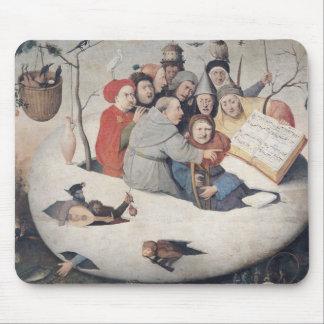 El concierto en el huevo tapetes de ratones