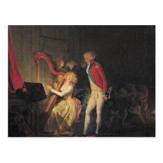 El concierto improvisado, o el precio de postal