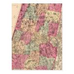 El condado de Berkshire Tarjetas Postales