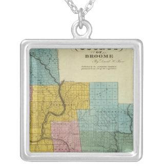 El condado de Broome Collar Personalizado